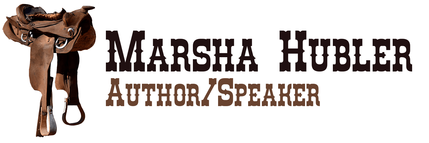 Marsha Hubler, Author
