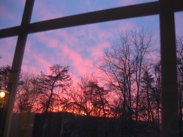 Pink.Blue.Sunrise